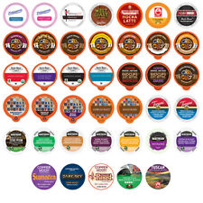 COFFEE Single Serve Cups for Keurig K cup Brewer Variety Pack Sampler 40 Count