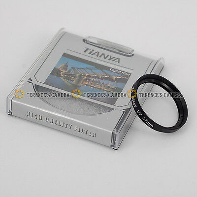 Tianya 37mm Haze UV Ultra-Violet Filter Lens Protector