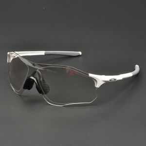 509b4e2e37842 Sunglasses-Oakley EVZero PATH OO9313-06 Mat White w  Clear Blk Ird ...