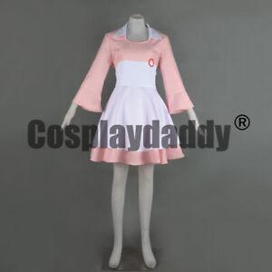 Pokemon-Pocket-Monsters-XY-Center-Lady-Nurse-Joy-Dress-Cosplay-Costume-F006