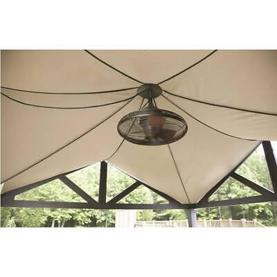 Allen Roth Valdosta 20 In Oil Rubbed Bronze Indoor Outdoor Ceiling Fan 3 Blade Ebay