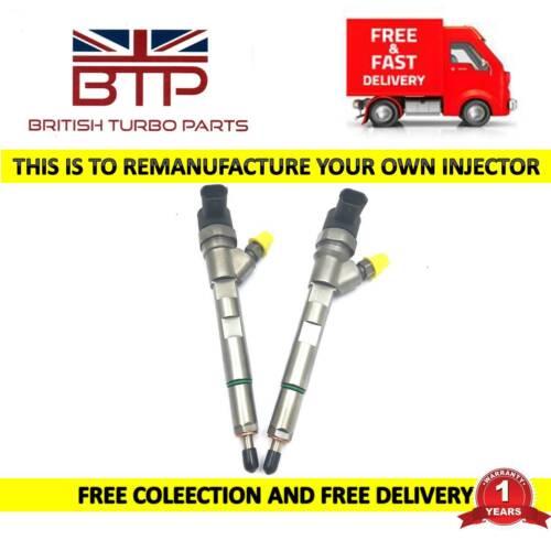 BMW Diesel Fuel Injector 318D 320D 520D 525D 530D Remanufactured 0445110209