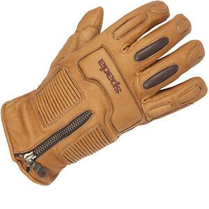 Spada-Rigger-Leather-Motorcycle-Motorbike-Gloves-Waterproof-Thermal-GhostBikes