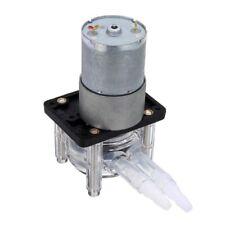 12v Stable Peristaltic Liquid Pump Large Flow Peristaltic Pump For Aquarium
