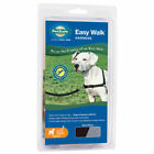 Easy Walk Harness Premier Dog Leash Medium Black Nylon Straps