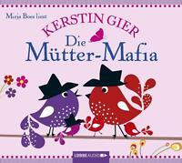 Die Mütter-Mafia 1 von Kerstin Gier CD Hörbuch Mirja Boes