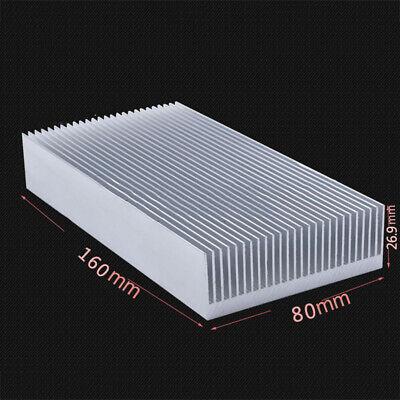 Aluminum Heatsink Black Heat Sink Chip for IC LED Power Transistor 19*14*7mm