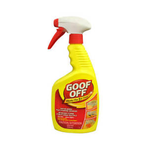 GOOF OFF PF002617 625 mL Heavy Duty Spot Remover Spray Bottle