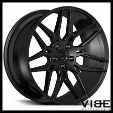 22 Giovanna Bogota Gloss Black Concave Wheels Rims Fits Range Rover Hse Sport Fits Range Rover