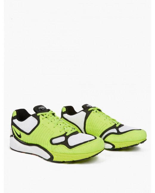 Nike Air Zoom Talaria Volt Neon Black White Sz 9
