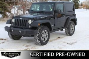 2016 Jeep Wrangler 4WD RUBICON Accident Free,  Navigation (GPS),  Bluetooth,  A/C,