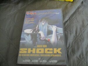 RARE-DVD-NEUF-034-SHOCK-034-film-d-039-horreur-de-Mario-BAVA