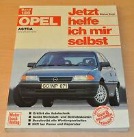 Opel Astra Benziner ab September 1991 Reparaturanleitung JHIMS 156