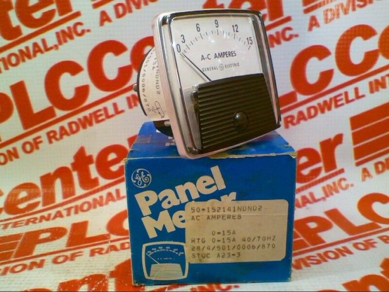 GENERAL ELECTRIC 50-152141NDND2   50152141NDND2 (NEW IN BOX)
