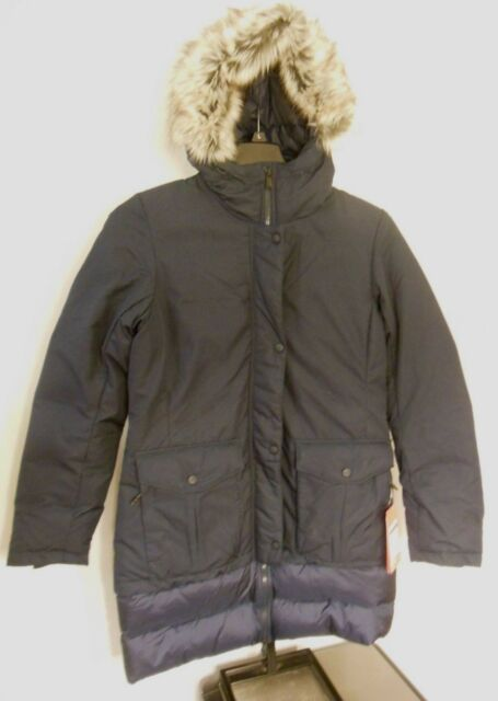 beautiful in colour reputable site special buy The North Face Women's Navy Tuvu Urban Down Parka W/ Hood Medium