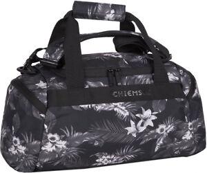 8a1e158347f37 Das Bild wird geladen CHIEMSEE-Matchbag-Small-Sporttasche-Tasche -Beachbreak-Schwarz-Grau-