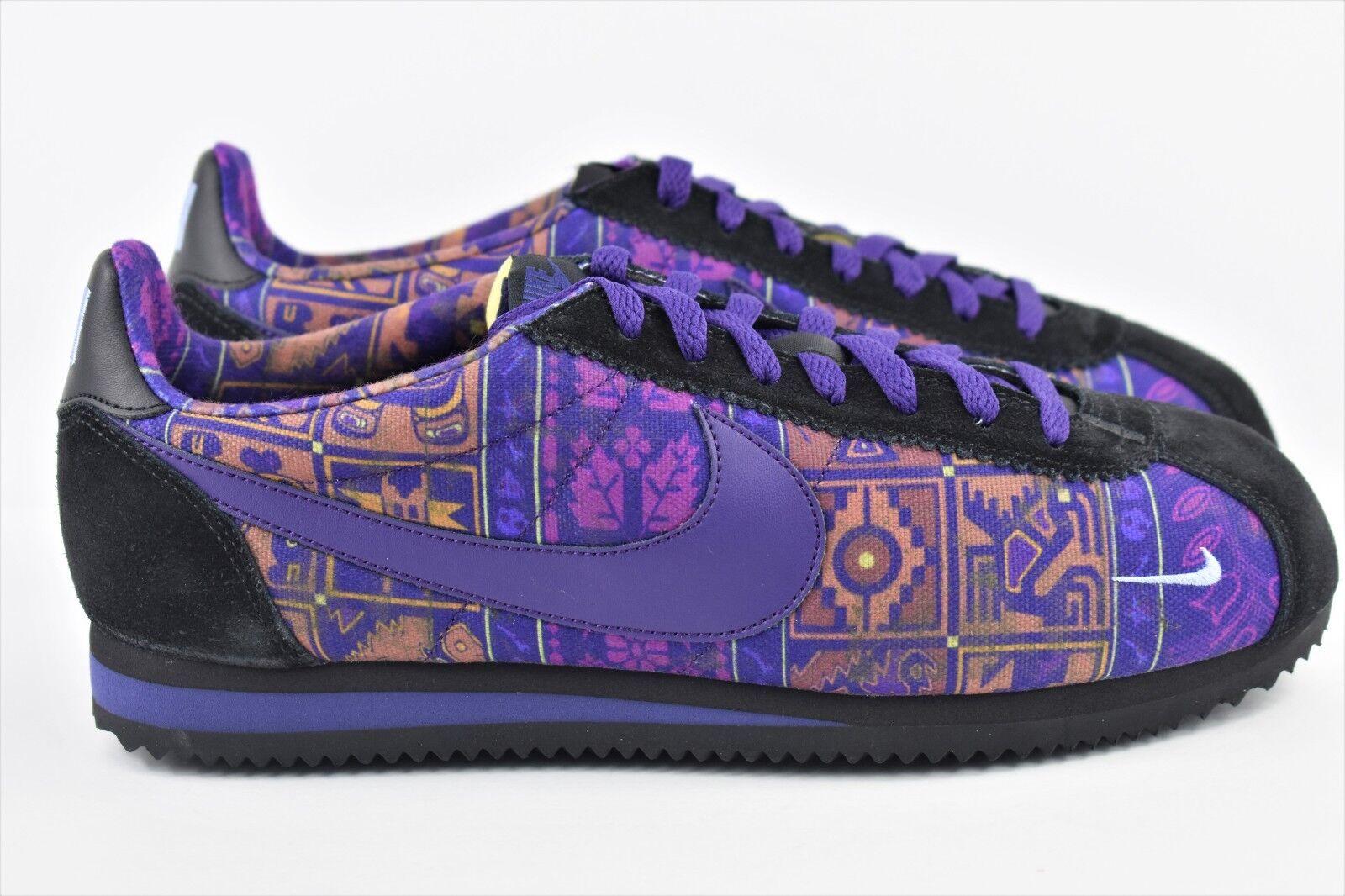 Nike Classic Cortez Nylon LHM Mens Multi Size shoes Los Primeros AH7741 500