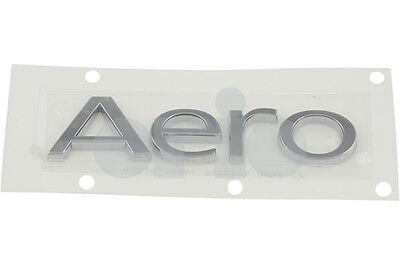 "Brandneu 12796069 Original saab 9-3 Heck /"" Aero /"" Emblem 2003-2012"
