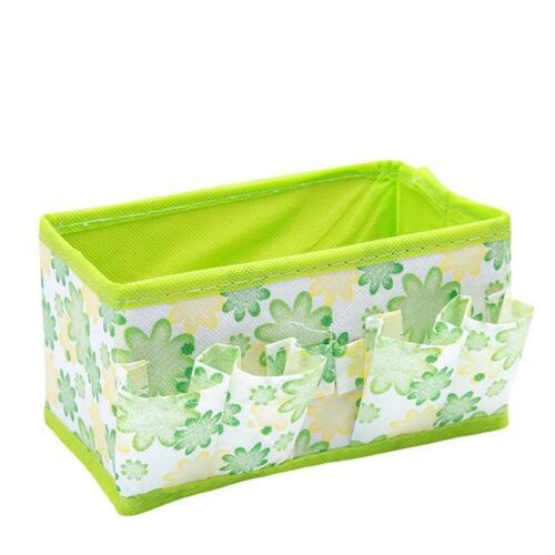 Makeup Bag Household Container Makeup Case Organizer Foldable Storage Box DD