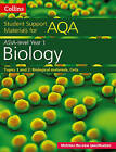 AQA A level Biology Year 1 & AS Topics 1 and 2 by Mike Boyle (Paperback, 2016)