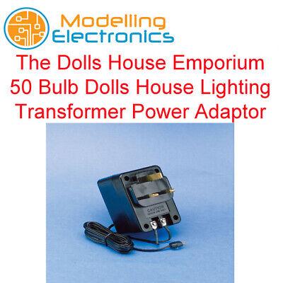 Lundby Transformer Dolls House UK Lighting Electrical Power Supply
