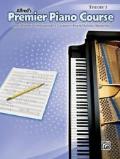 Premier Piano Course: Alfred's Premier Piano Course - Theory 3 Bk 3 by Dennis Alexander, Victoria McArthur, Martha Mier, Gayle Kowalchyk and E. L. Lancaster (2007, Paperback)