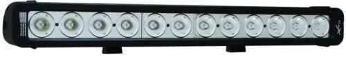 "Vision-X Evo Prime 20"" 120w 12 10w LED Light Bar 20 Degree Narrow Spot Beam"