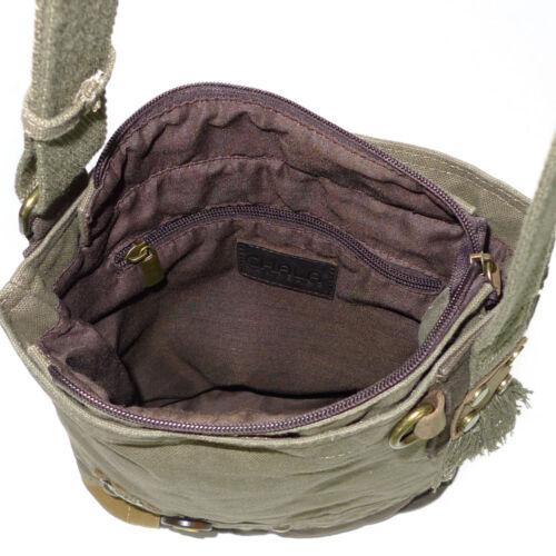 New Chala Crossbody Messenger Olive Green Bag Canvas GERMAN SHEPHERD Dog gift