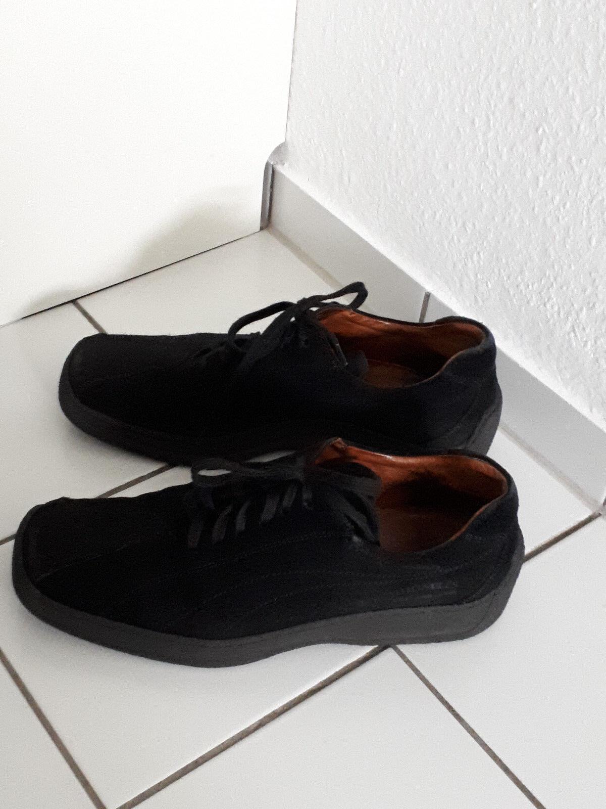 Herren schwarz. Schuhe  Gr.44, in schwarz. Herren sehr gut erhalten. c633bf