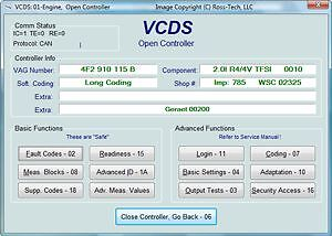 VCDS Diagnostic USB Interface cable  Hex + Can Including