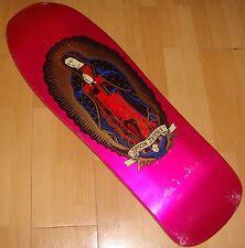 "SANTA CRUZ - Jason Jessee - Guadalupe - Metallic Pink - Skateboard Deck - 9.9"""