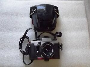 Praktica mtl b mm single lens reflex camera with