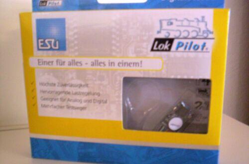 ESU 1x 54613 v 4,0 DCC 6 bipolaire connecteur la charge