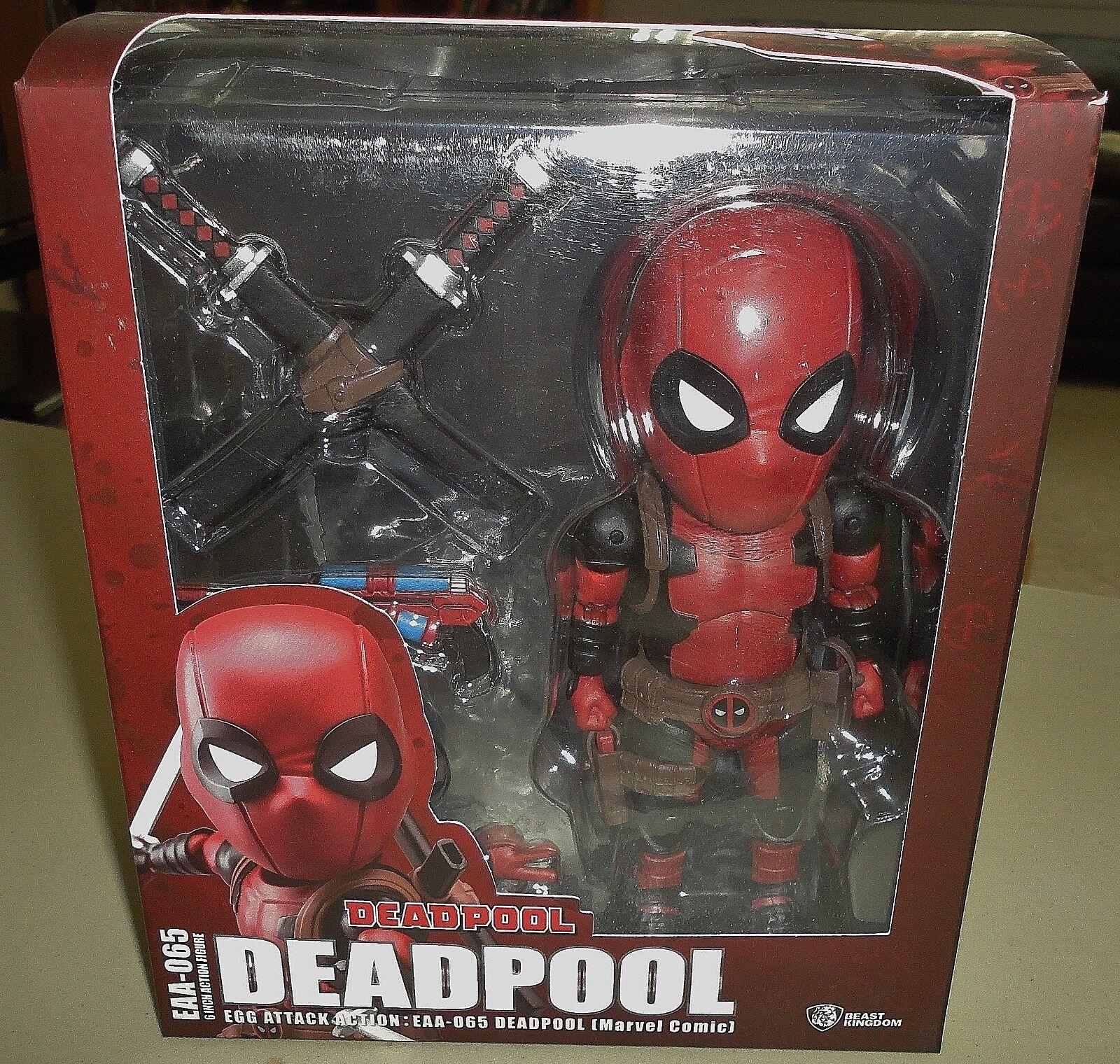 a precios asequibles San Diego comic-con 2018 exclusivo Bestia Reino Reino Reino Deadpool Figura Nueva En Caja Nuevo  suministro de productos de calidad