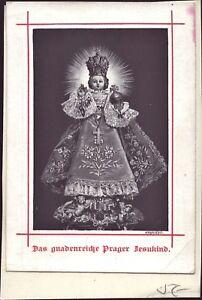 Prag-Jesus-Nino-Cuadro-Santos-Amria-Imagen-Milagrosa-Bohemia-B-6633