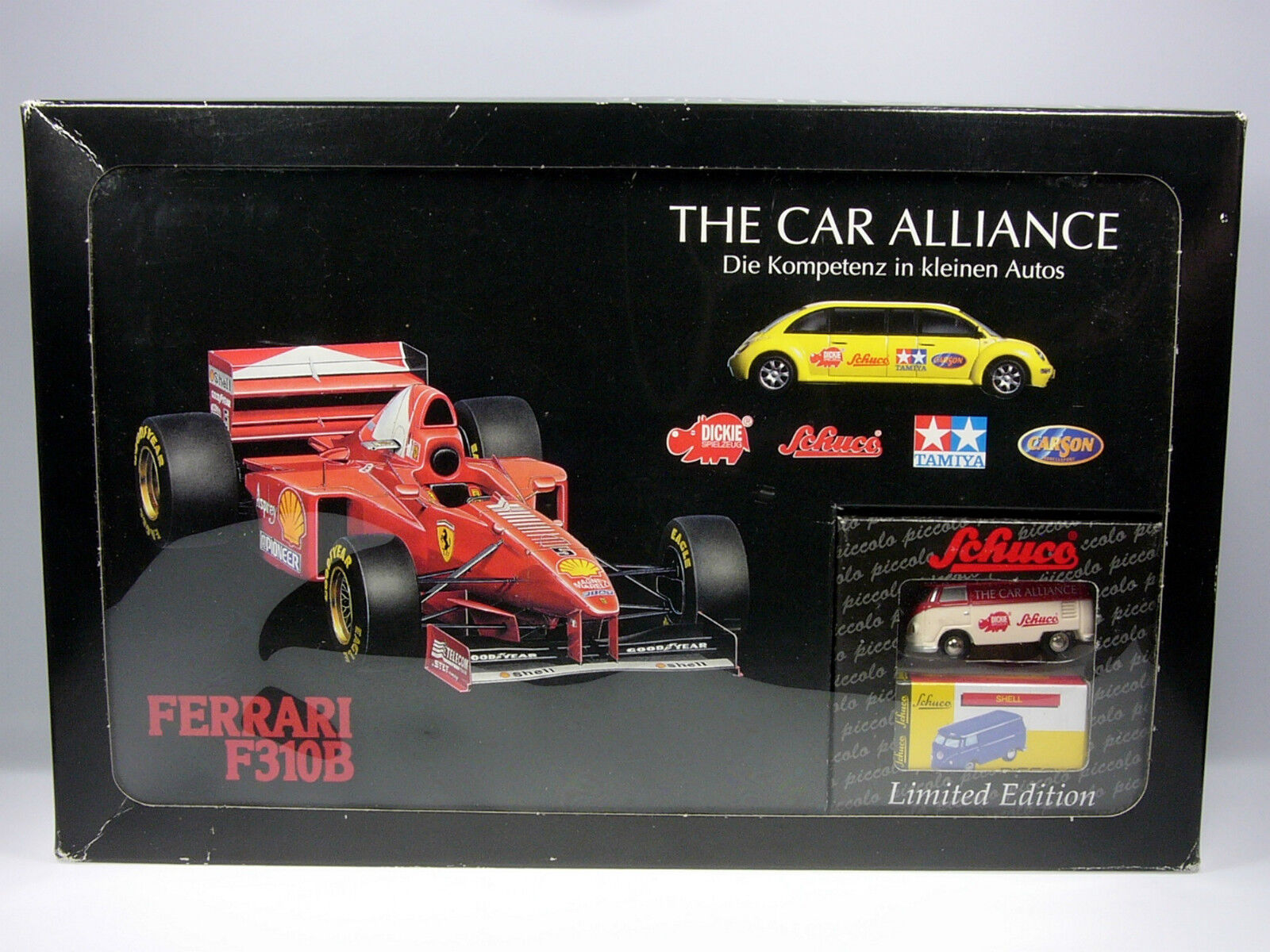 Schuco piccolo set  car Alliance    50132020
