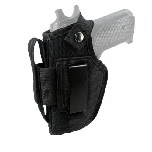 Gun holster with magazine pouch for Glock G43