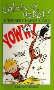 Calvin-And-Hobbes-Volume-1-A-039-The-Calvin-amp-Ho-by-Watterson-Bill-0751505080