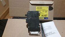 SQUARE D QO plug in QO115GFI 15 AMP GROUND FAULT GFI GFCI  circuit breaker