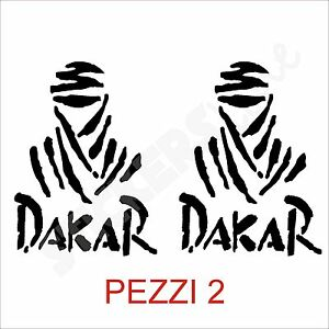 adesivi-DAKAR-2-pezzi-COPPIA-adesivo-DAKAR-tuareg-stickers-DAKAR-cm-6-8-10