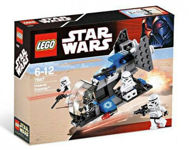 LEGO Star Wars Expanded Universe Imperial Dropship Set