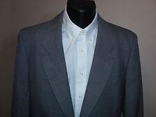 Vintage Mens Yves Saint Laurent Blazer - YSL - Gray - Size 40