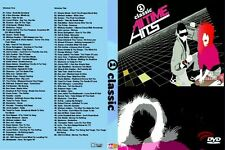 Classic All Time Hits 100 Music Videos 2 DVDs Set  Pop 80's 90's Video