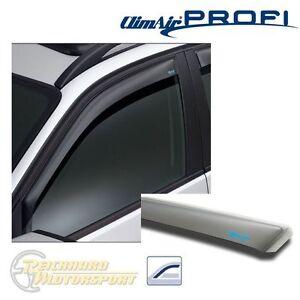 ClimAir Windabweiser -CLI0033735 - vorne Farbe: rauchgrau