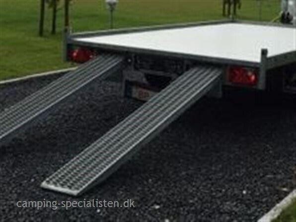 Trailer, Selandia Auto og Maskintrailer MSX 3500 kg,