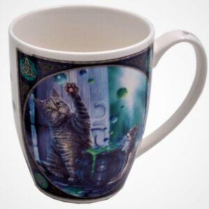 Lisa Parker Kissing Unicorn New Bone China Mug Drink Tea Coffee Cup Gift MULP39