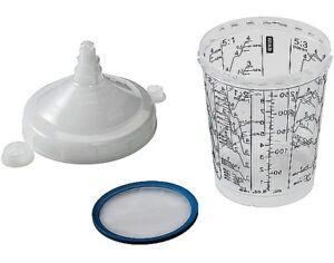 SATA-RPS-Tasses-Jetable-USA-a-partir-de-600-ML-avec-Filtre-125-m-Peindre-60-Pcs