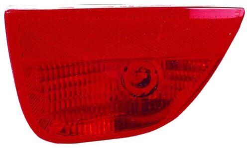 FORD Focus Mk1 1998-2005 Berlina Luce posteriore per nebbia O//S Drivers Destro