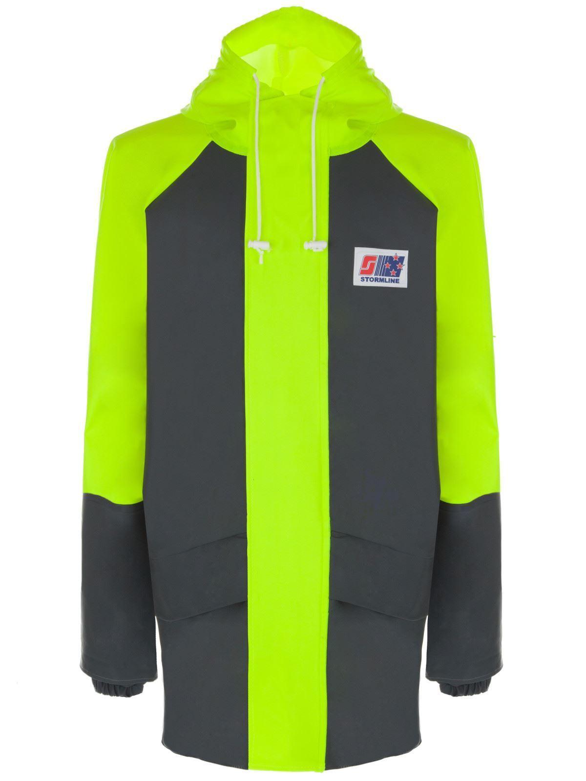 stormline stormtex Air Jacket (pesca comercial clima húmedo Impermeable)