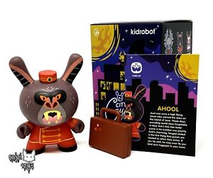 City Cryptid Dunny Mini Series by Kidrobot New Ahool
